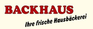 Logo von Backhaus Bäckerei GmbH